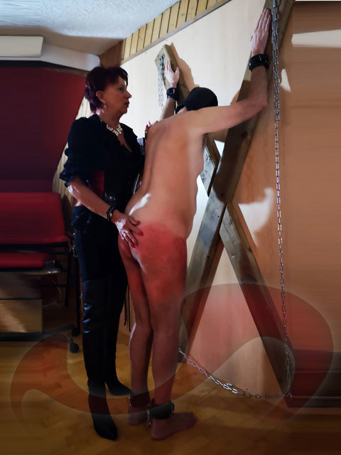 Bondage Mit Folie Hostessen Erotik