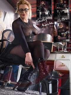 Ab 27.01. Lady Karla Miller