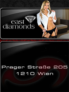 - Privathäuser | Bordell:  East Diamonds  in Wien  / Wien , Prager Straße 205