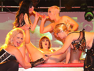Erotikmessen Und Strip Shows